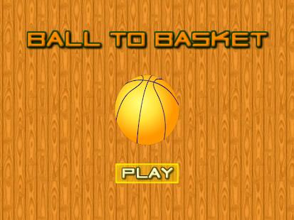 Ball To Basket