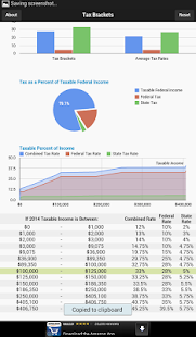 US Tax Brackets- screenshot thumbnail