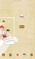 Screenshot of Alice Dodol launcher theme