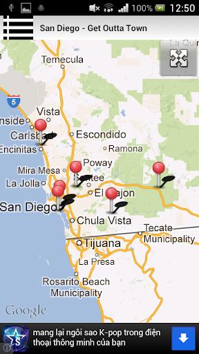 San Diego - Get Outta Town