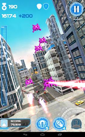 Jet Run: City Defender 1.32 screenshot 154124