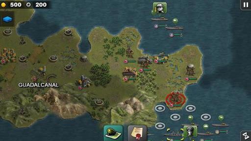 Glory of Generals :Pacific HD 1.3.4 screenshots 5