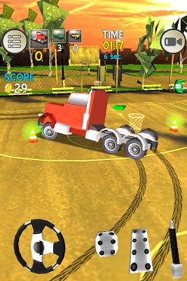 Drift Basketball - screenshot