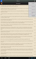Screenshot of Kinh Thánh Vietnam Bible PRO