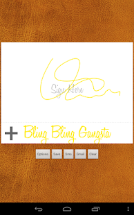 Digital Signature Creator - screenshot thumbnail