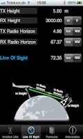 Screenshot of Aviation RF Link