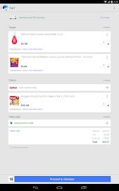 Google Express Screenshot 14