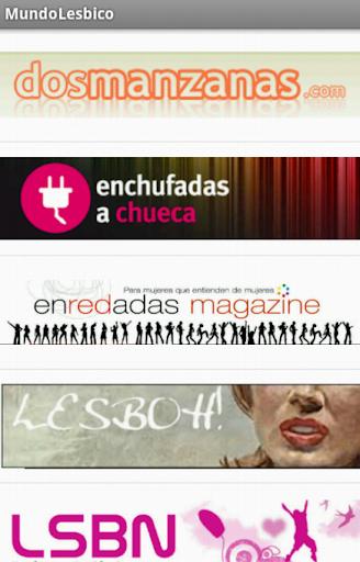 Revistas mundo lésbico español