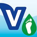 Vitens Wandelroutes icon