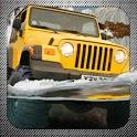 Crazy Jeep icon