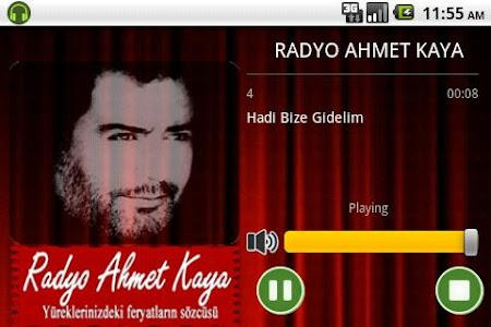 Radyo Ahmet Kaya screenshot 3