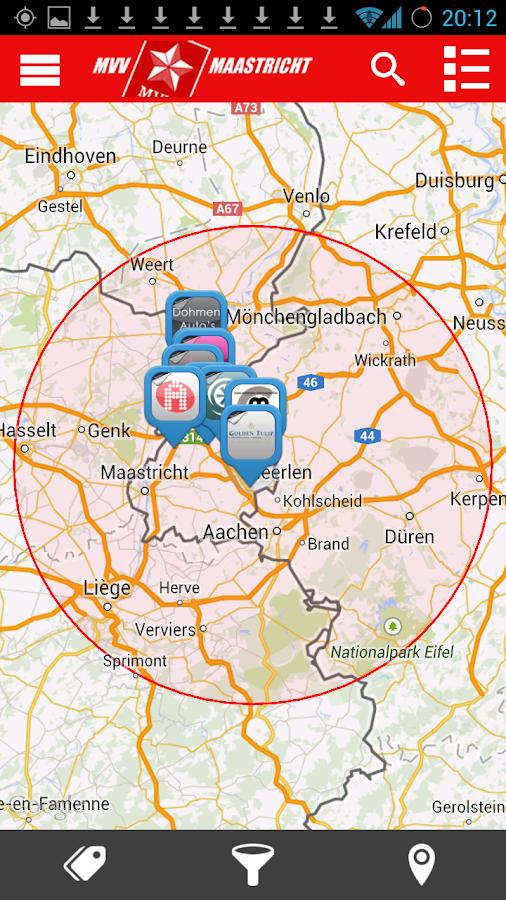 MVV Maastricht- screenshot
