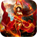 Fantasy Angel Wallpaper Apk