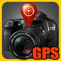 DSLR GPS icon