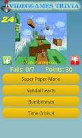 Screenshot of VideoGames Trivia