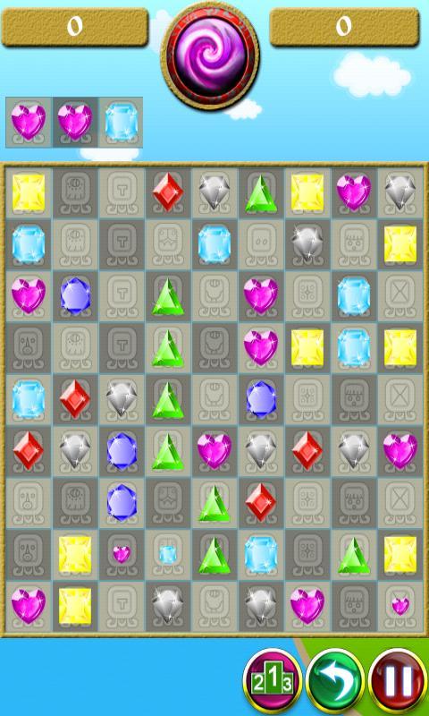 Magic Gem ( Lines 98 )- screenshot