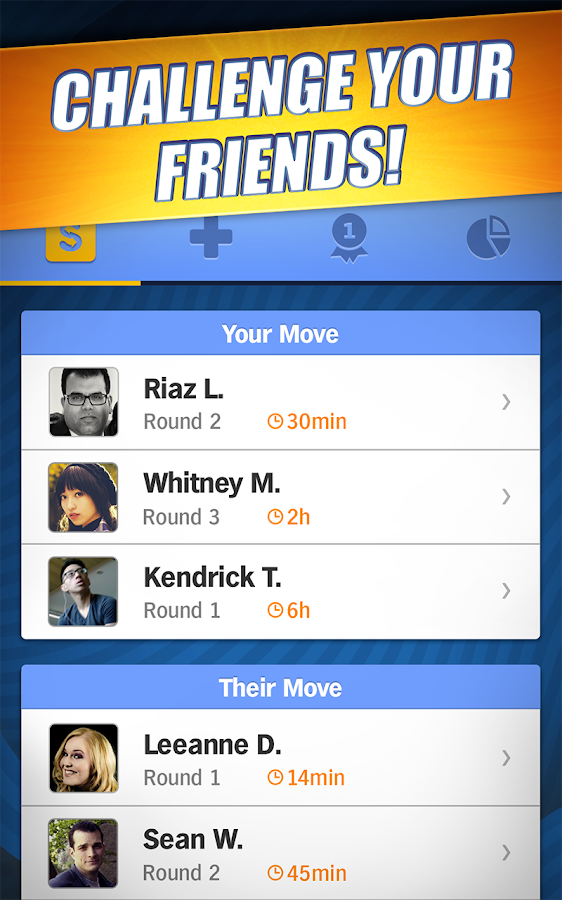 Scramble With Friends Free - screenshot