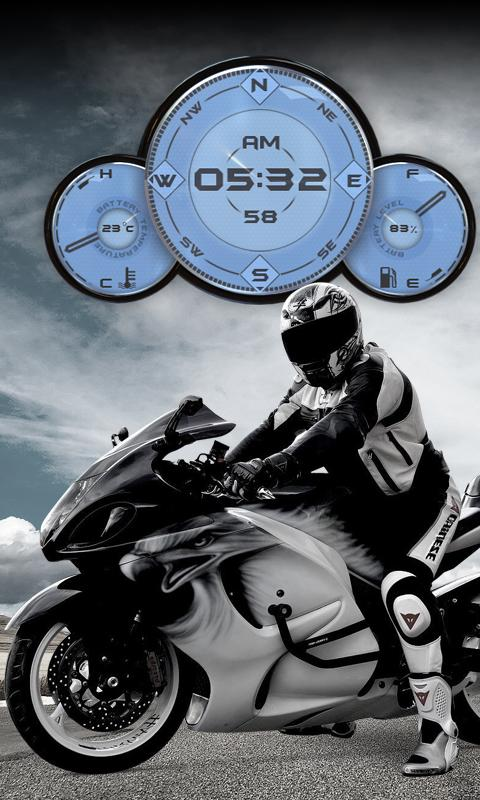 Sport Bike HD Live Wallpaper - screenshot