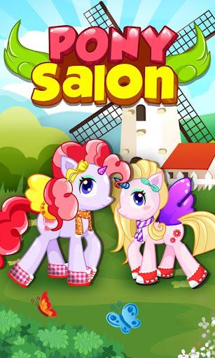 Little Pony Salon - Kids Games