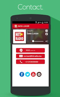 HIT RADIO Player – Vignette de la capture d'écran