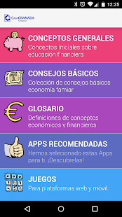 Educación Financiera CGF- screenshot thumbnail