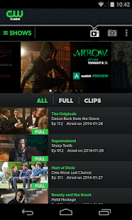 The CW Network - screenshot thumbnail