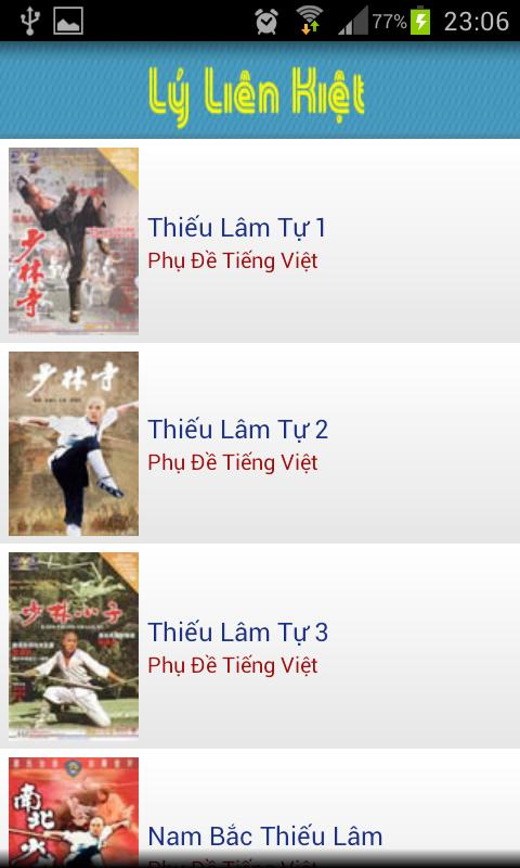 Film Ly Lien Kiet - screenshot