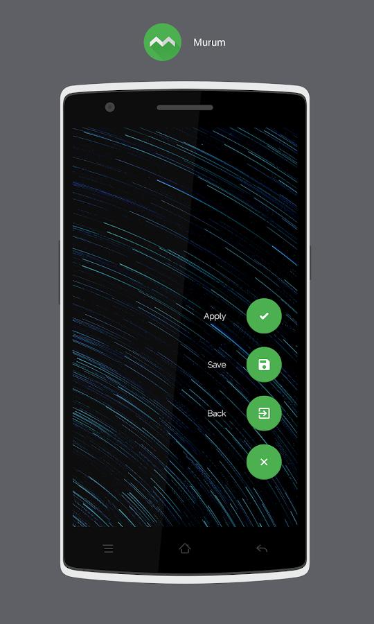 Murum - Wallpaper Pack - screenshot