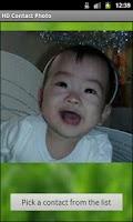 Screenshot of HD Contact Photo Free (HDC)