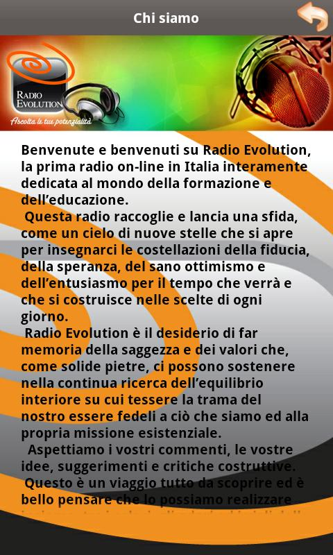 Radio Evolution- screenshot