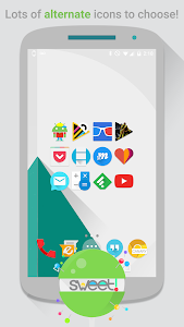 SWEET! - Icon Pack v2.2