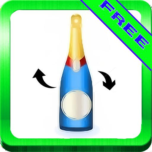 娱乐のボトルスピンゲーム LOGO-記事Game