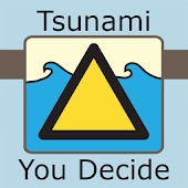 Tsunami warning? You decide!