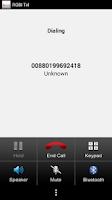 Screenshot of ROBI Tel