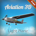 Aviation 3D Free - Light Plane icon