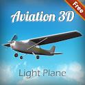 Aviation 3D Free - Light Plane icon