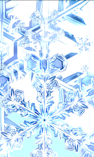 Snowflakes Live Wallpaper Android Apps On Google Play
