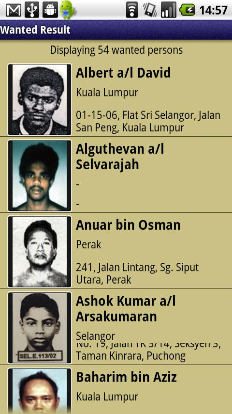 Malaysia Most Wanted- screenshot