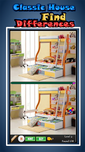 Classic House Find Differences 1.4.0 screenshots 9