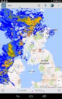 Screenshot of Weather Forecast: UK Free