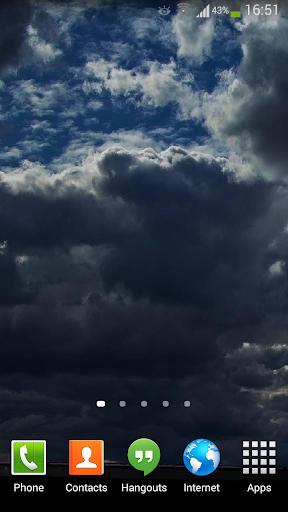 Clouds Live Wallpaper HD 3