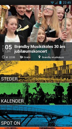Oplev Brøndby
