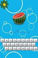 Screenshot of Learn English - Word Game