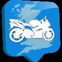 UK Motorcycle Parking icon