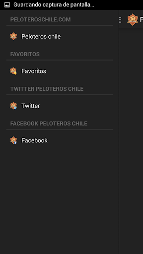 Peloteros Chile