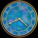 Fiesta Clock logo