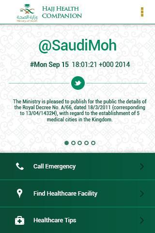 Hajj Health Companion