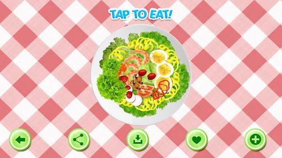 Salad Maker!- screenshot thumbnail