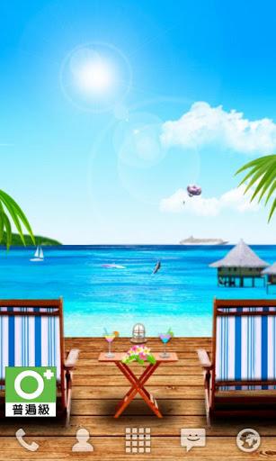 海滩生活壁纸 Lite