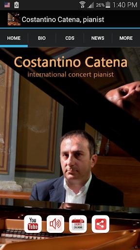Costantino Catena pianist
